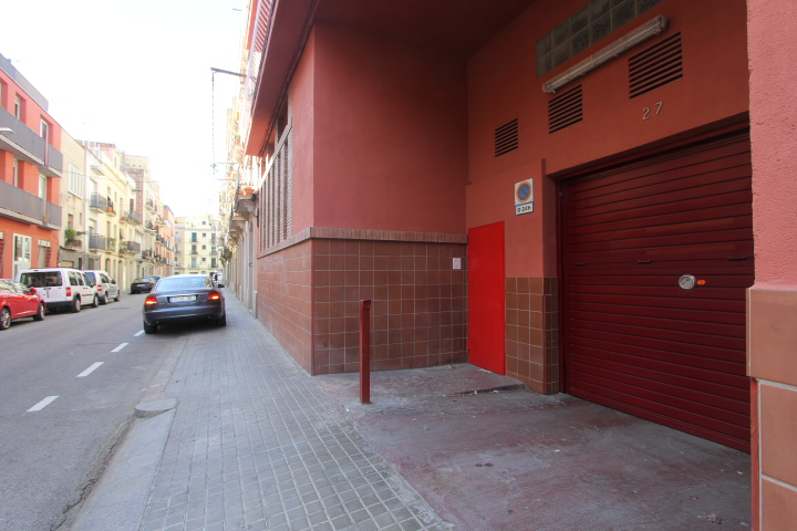 Ruiz de Padron 27 plaça pàrquing