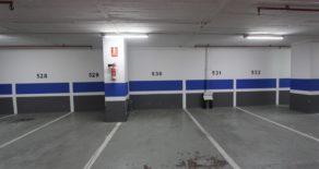 Diagonal 427-429 plaça aparcament
