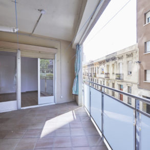 Meridiana 478, Entresol