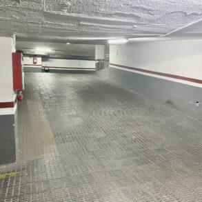 Villarroel 176 venda plaça aparcament